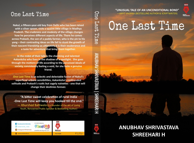 Image result for one last time by anubhav srivastava